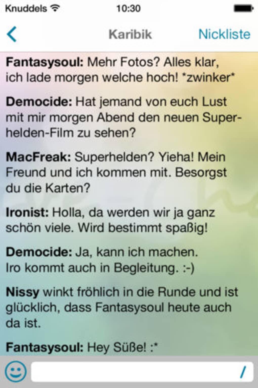 Knuddels account löschen android