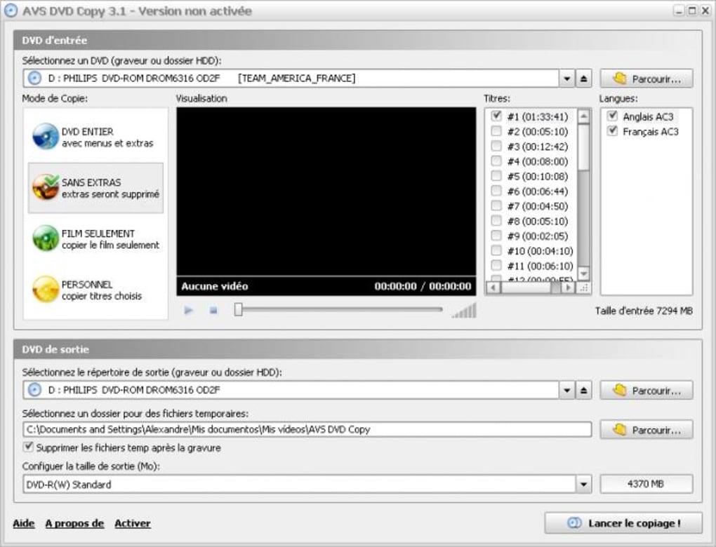 AVS Video Converter 10 rend vos vidéos géniales. Il a un moteur puissant qui augmente la vitesse de conversion 50 fois mieux que la vitesse standard. Il a également un large éventail d'améliorations et de fonctionnalités que vous explorerez après l'installation de cette version finale.