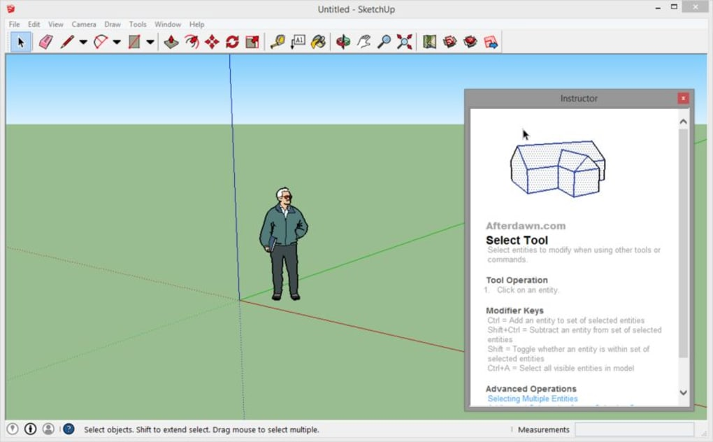 sketchup 8 download windows 7