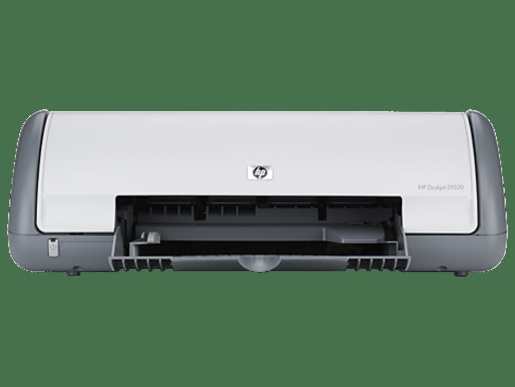 HP Deskjet D1550 Printer drivers - Download