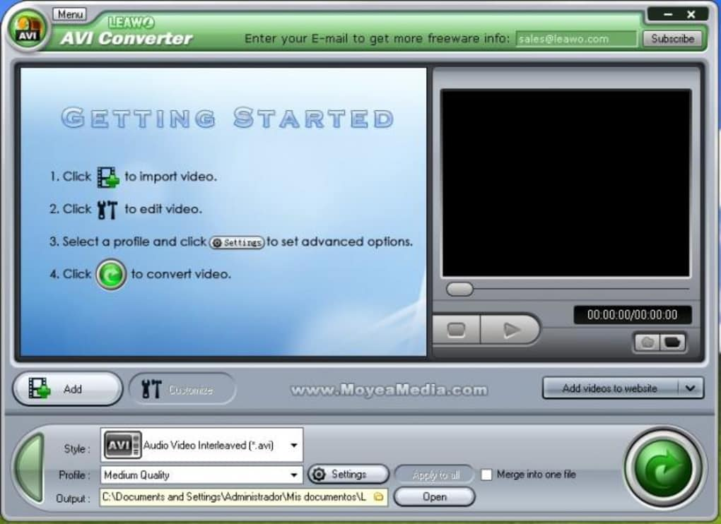Leawo YouTube Downloader - Free download and software
