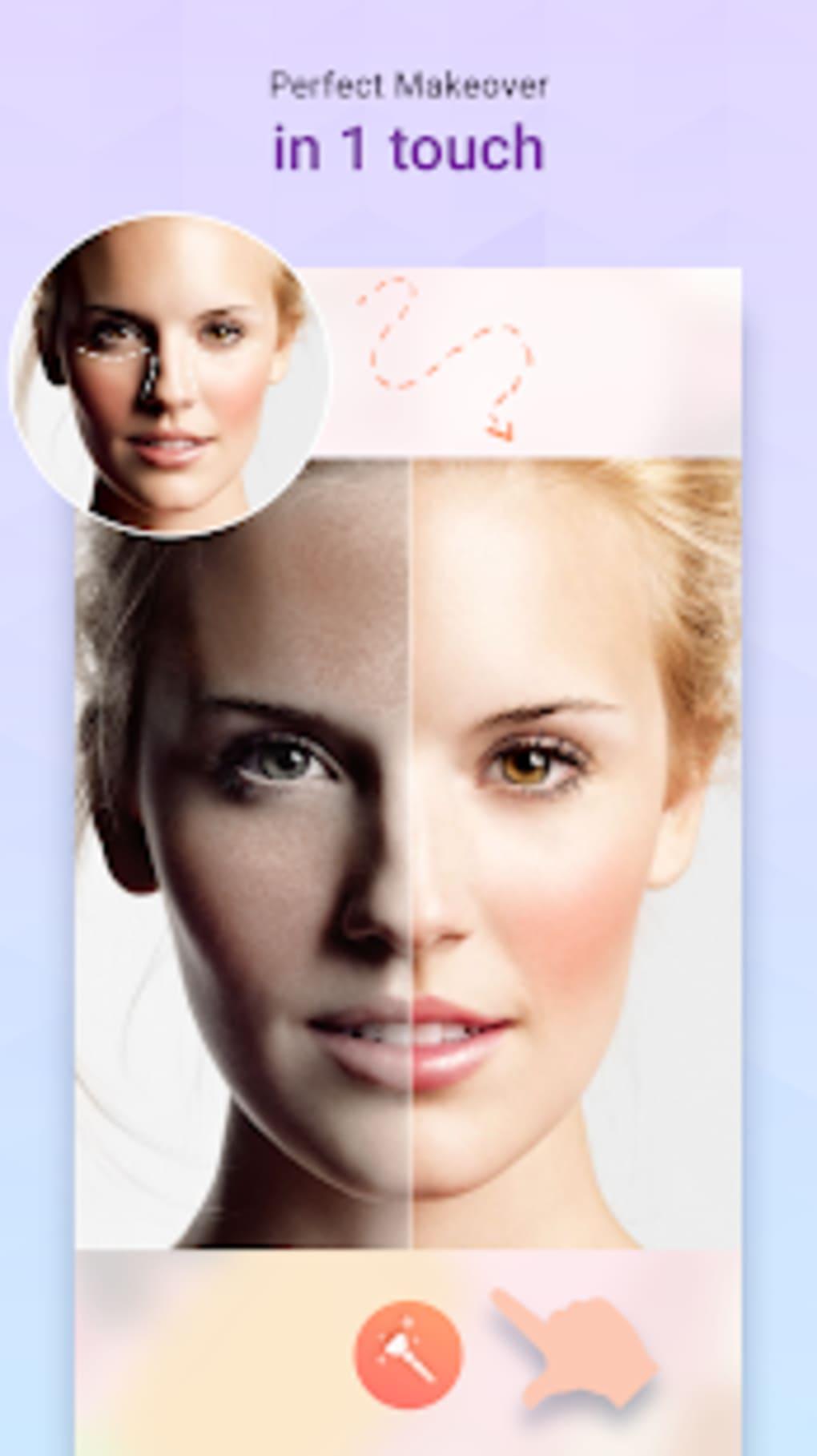 Taha Plus Face Makeup Camera Photo Makeup Editor