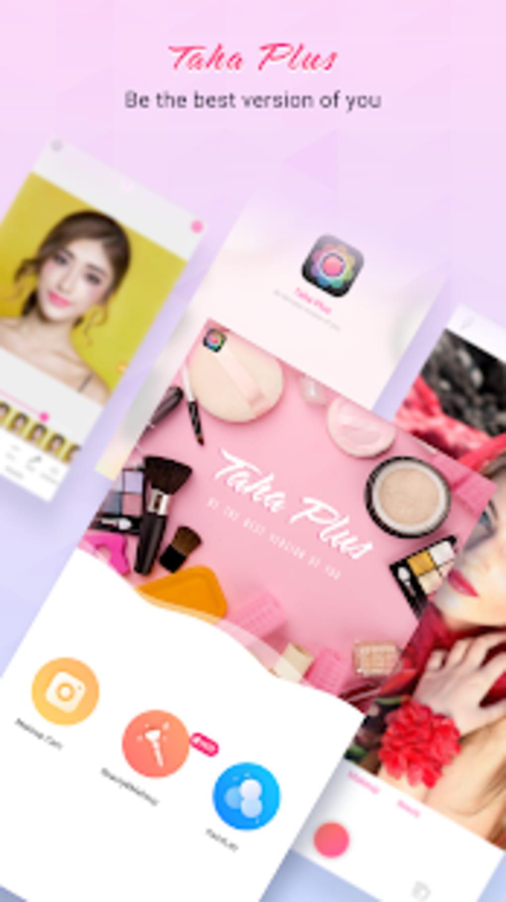 Taha Plus Face Makeup Camera Photo Makeup Editor for Android