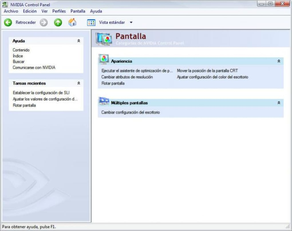 NVIDIA GeForce Driver - Download