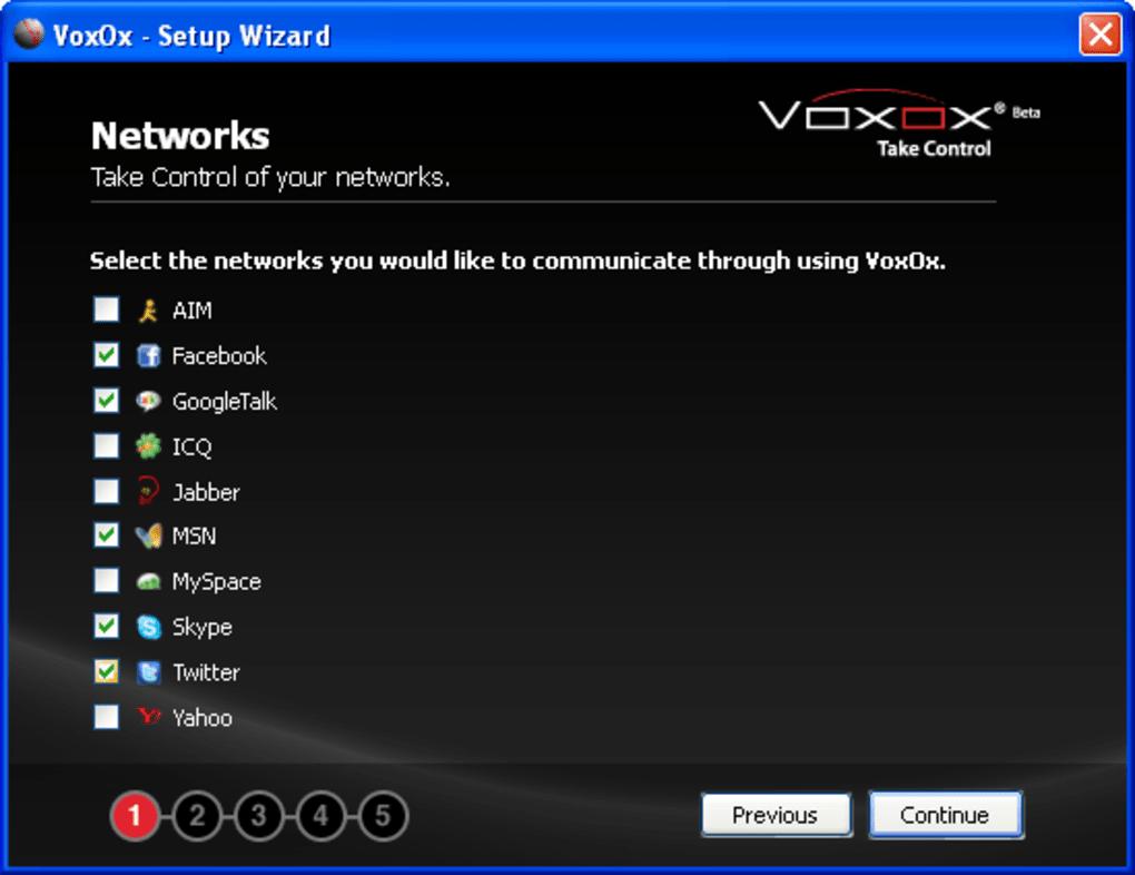 TÉLÉCHARGER VOXOX 2.0 GRATUIT
