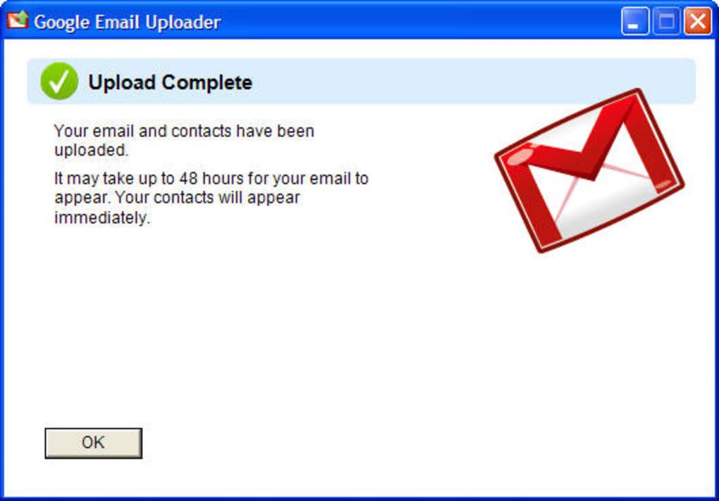 Google Email Uploader - Download