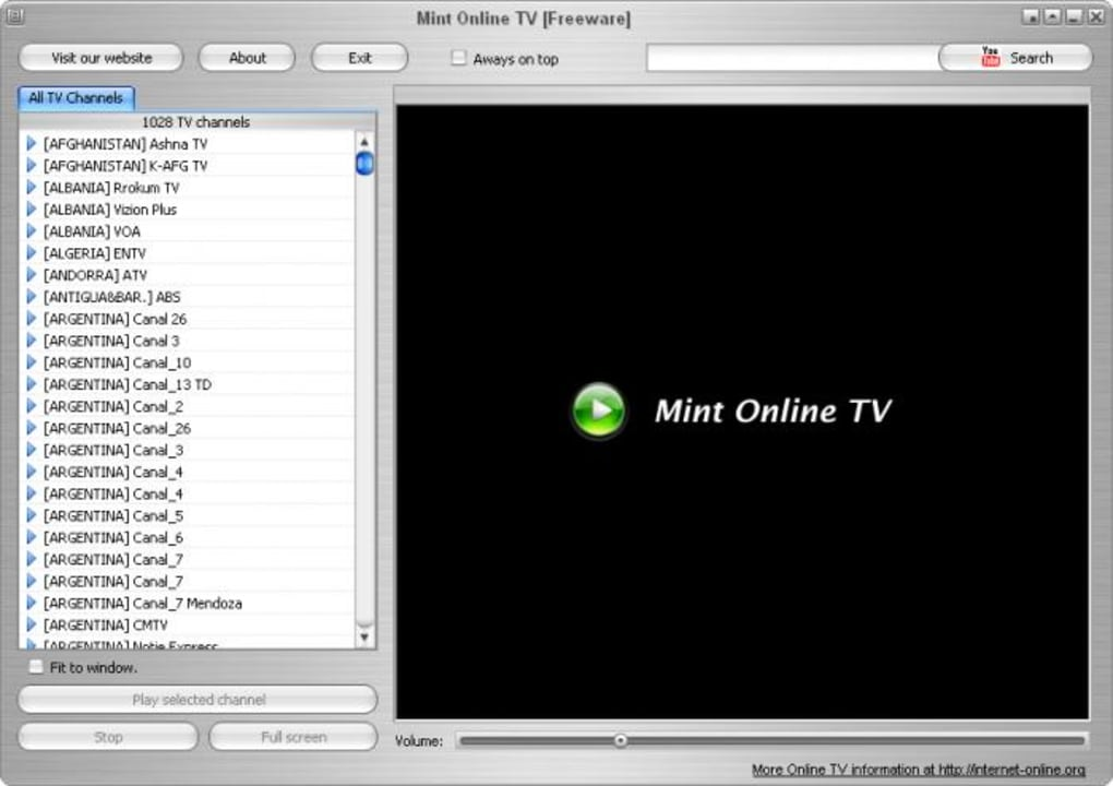 Mint Online TV - Download