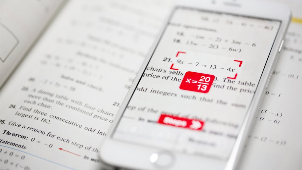 photomath iphone