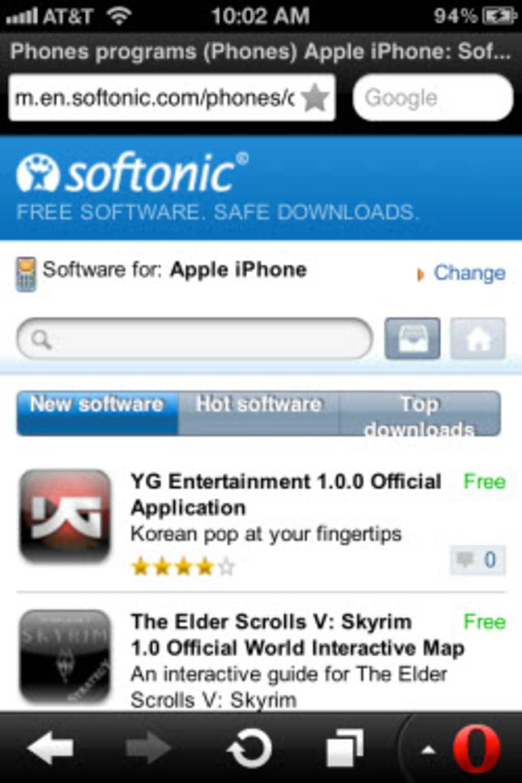 Opera Mini for iPhone - Download