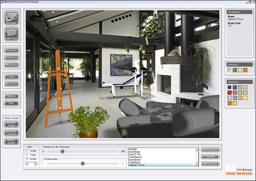 Meine Wohnung Click Design Download