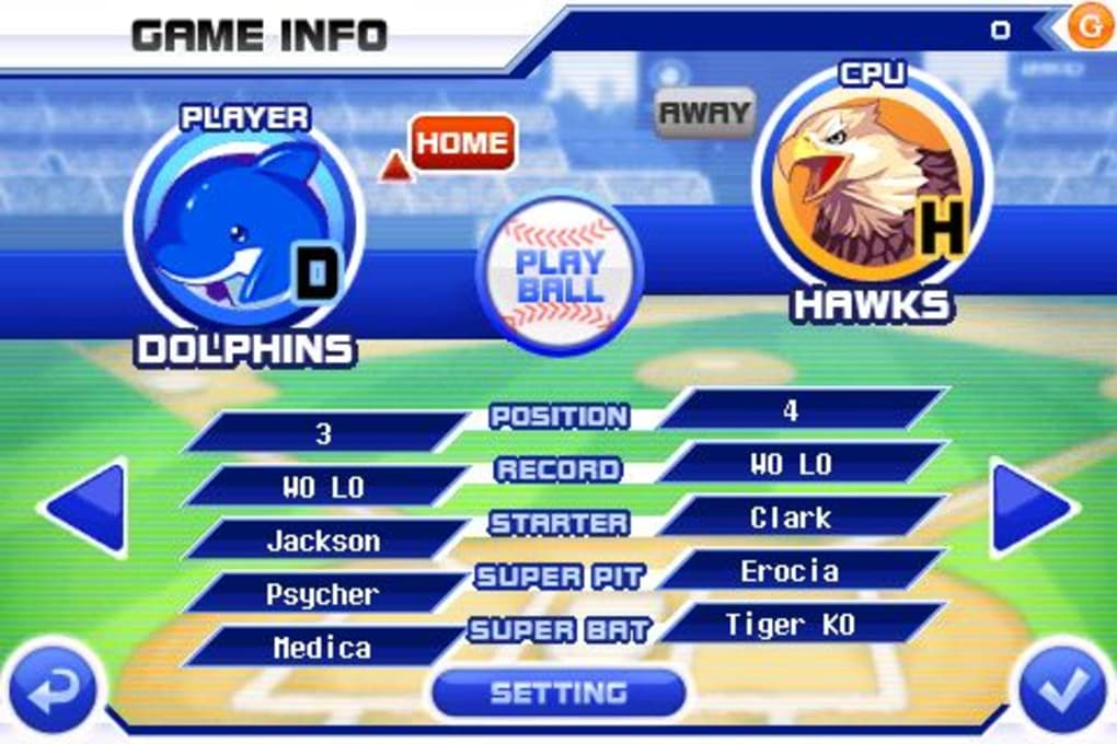 Baseball Superstars 2011 for iPhone - Download