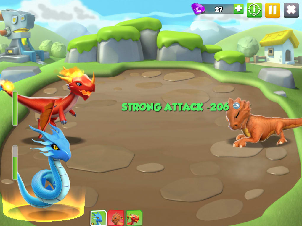 Dragon Mania Legends for iPhone - Download