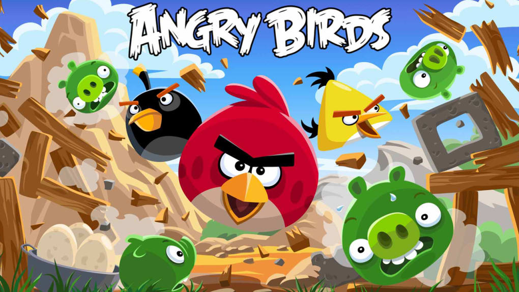 angry birds downloaden voor ipad