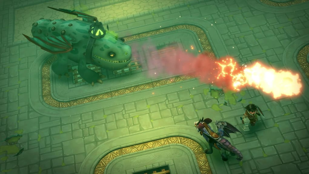 Dreamworks Dragons Dawn Of New Riders Download
