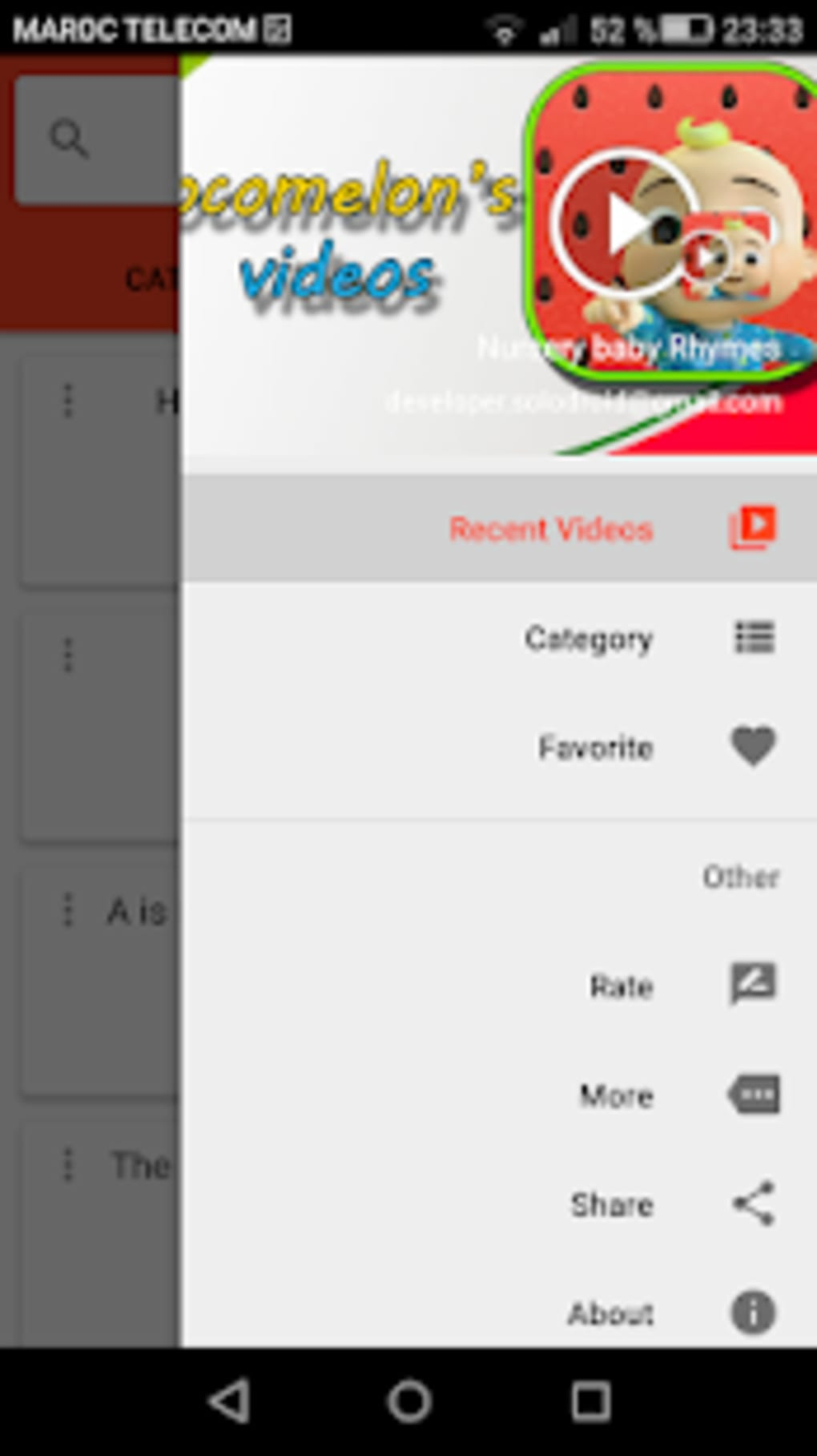 Nursery baby Rhymes for Android - Download