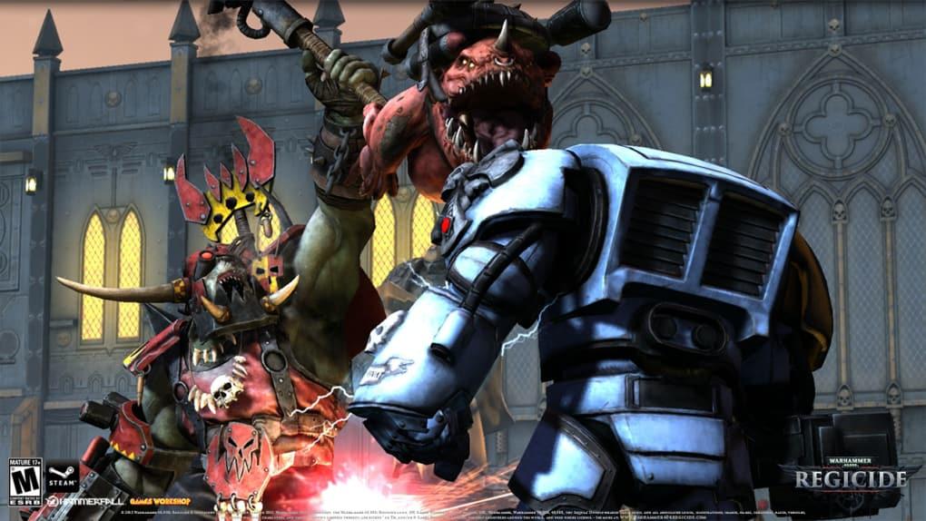 Warhammer 40,000: Regicide - Download