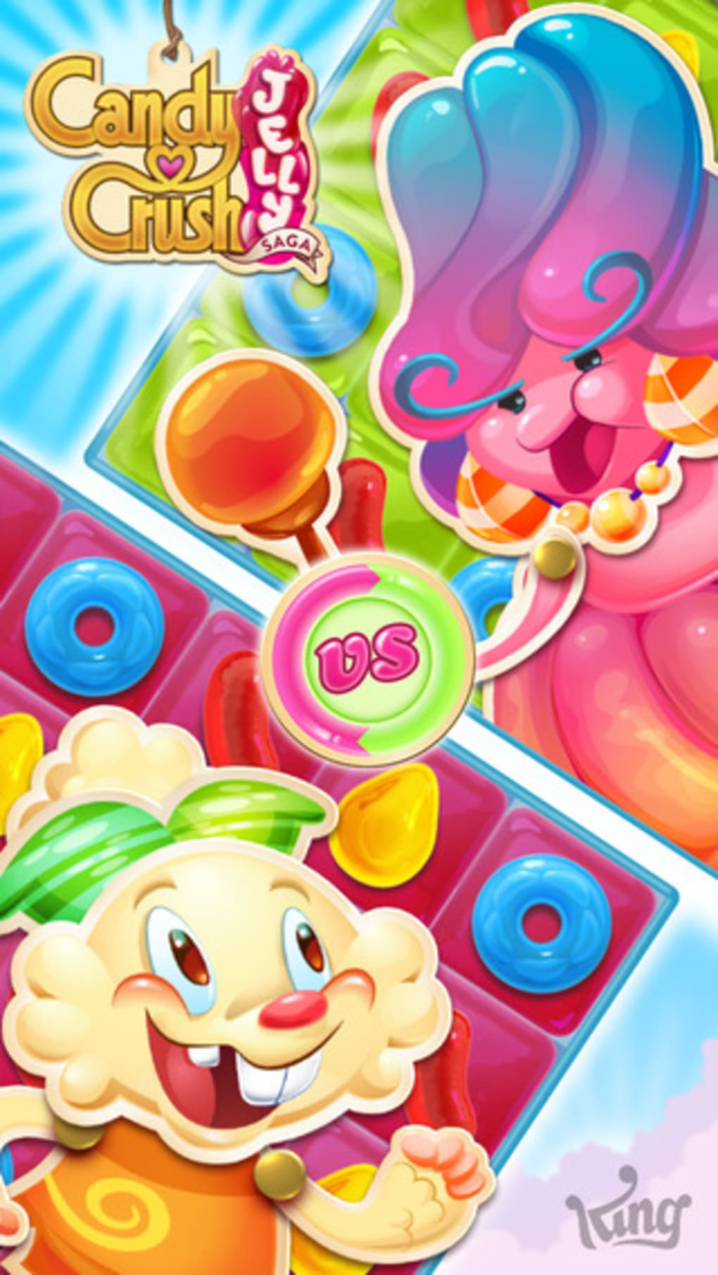 Jelly Crush Saga