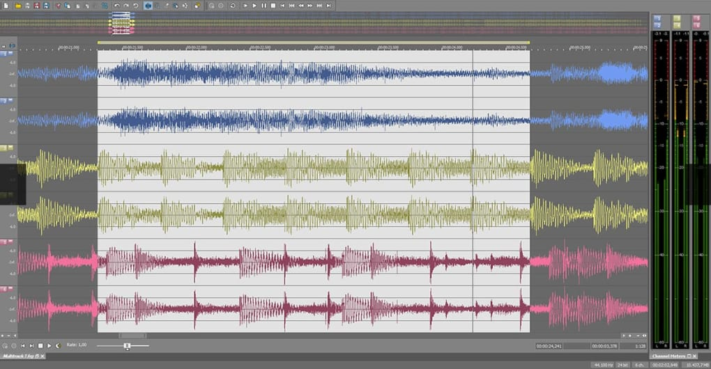 Sound Forge Pro - Download