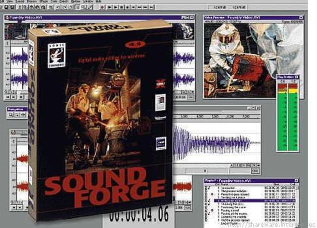 sonic foundry sound forge 6.0 keygen free download
