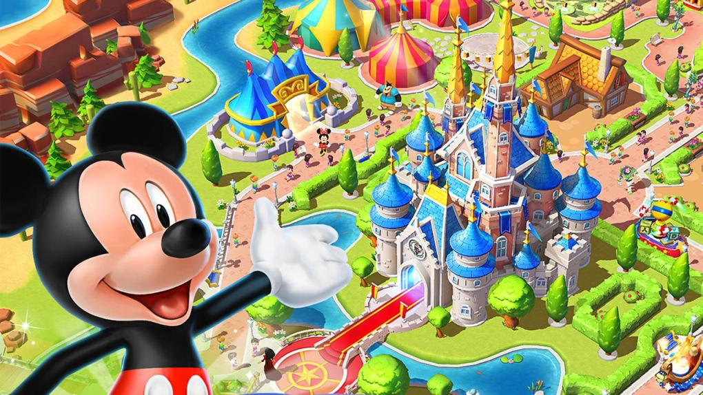 Disney Magic Kingdoms for iPhone - Download