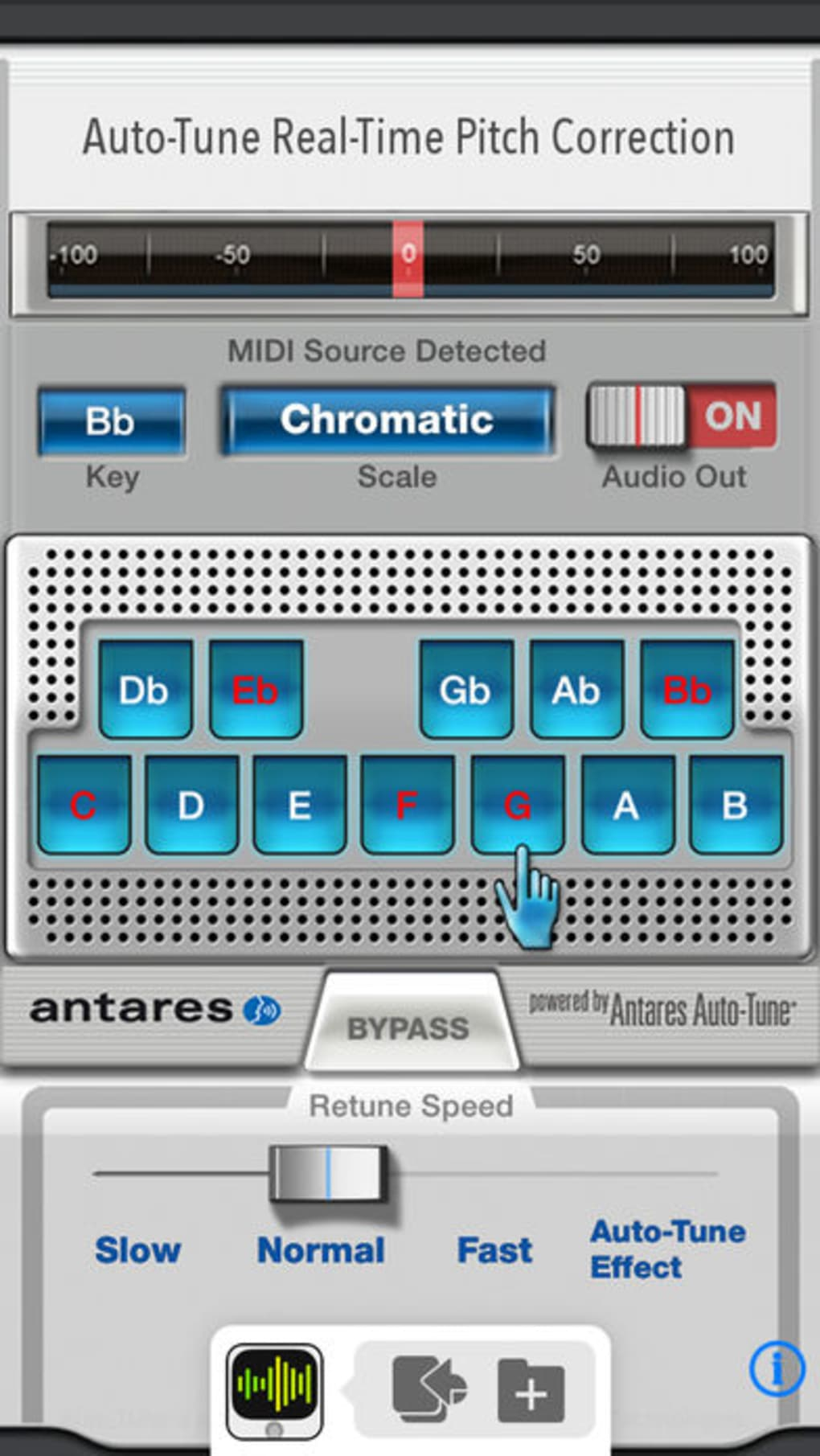 Auto-Tune Mobile for iPhone - Download