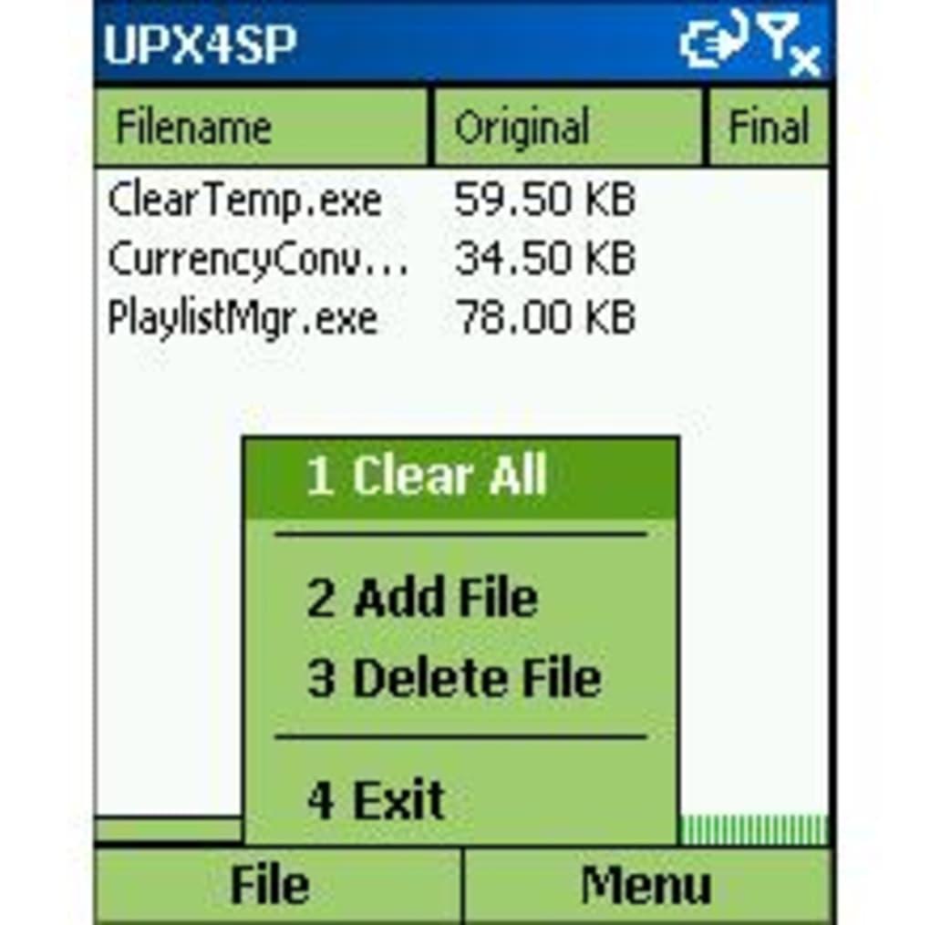UPX4SP