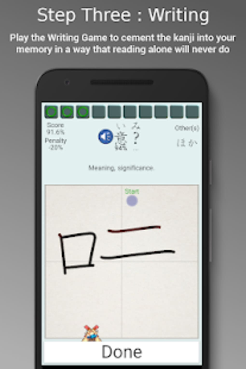 Japanese Kanji Tree Pro for Android - Download