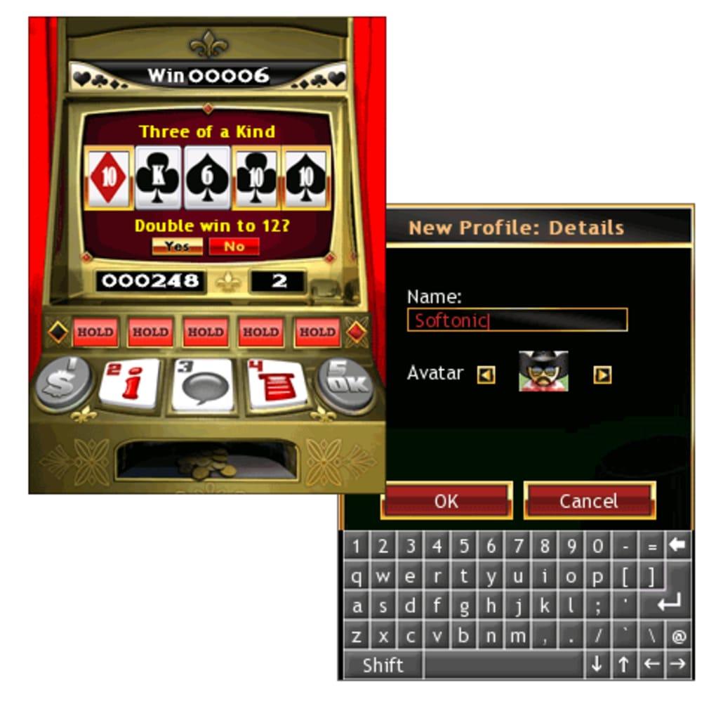 Poker gegen Casino