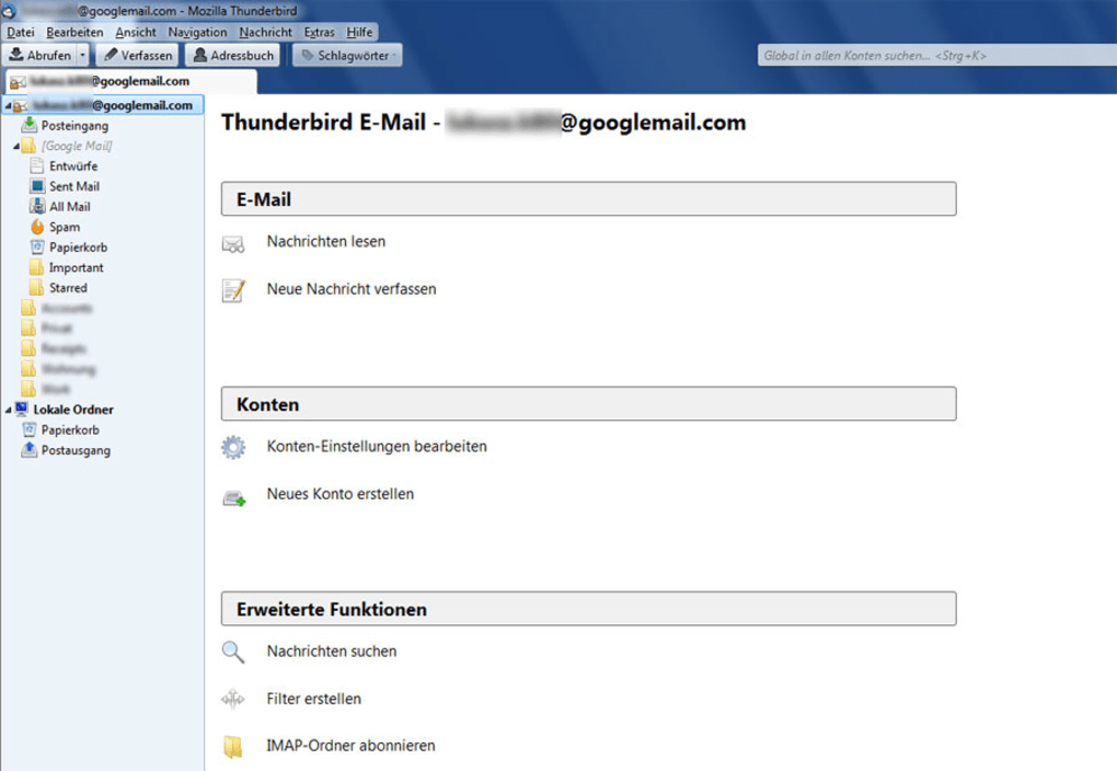 Mozilla Thunderbird - Download