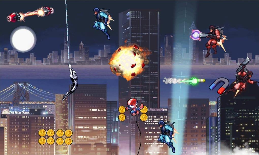 spider man ultimate power apk dertz