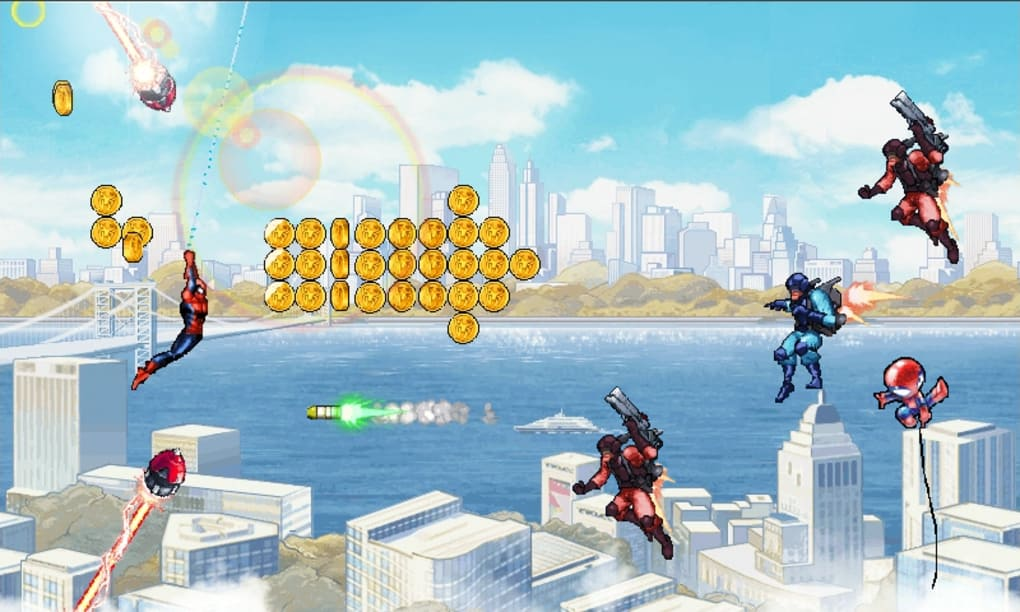 spider man ultimate power apk download uptodown