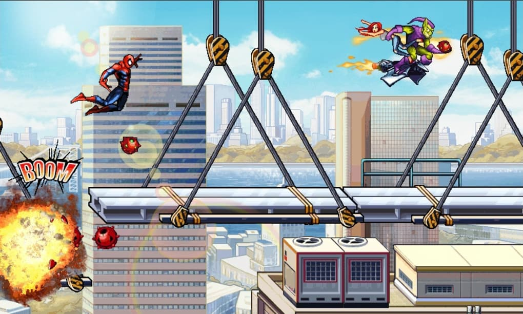 Spider-Man Ultimate Power for Android - Download
