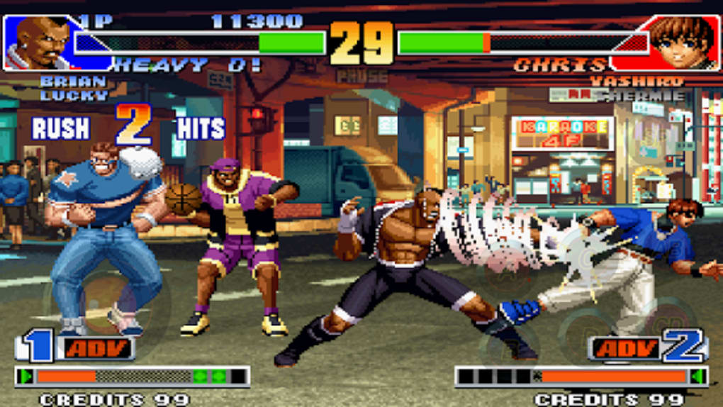 THE KING OF FIGHTERS '98 for Android - Download