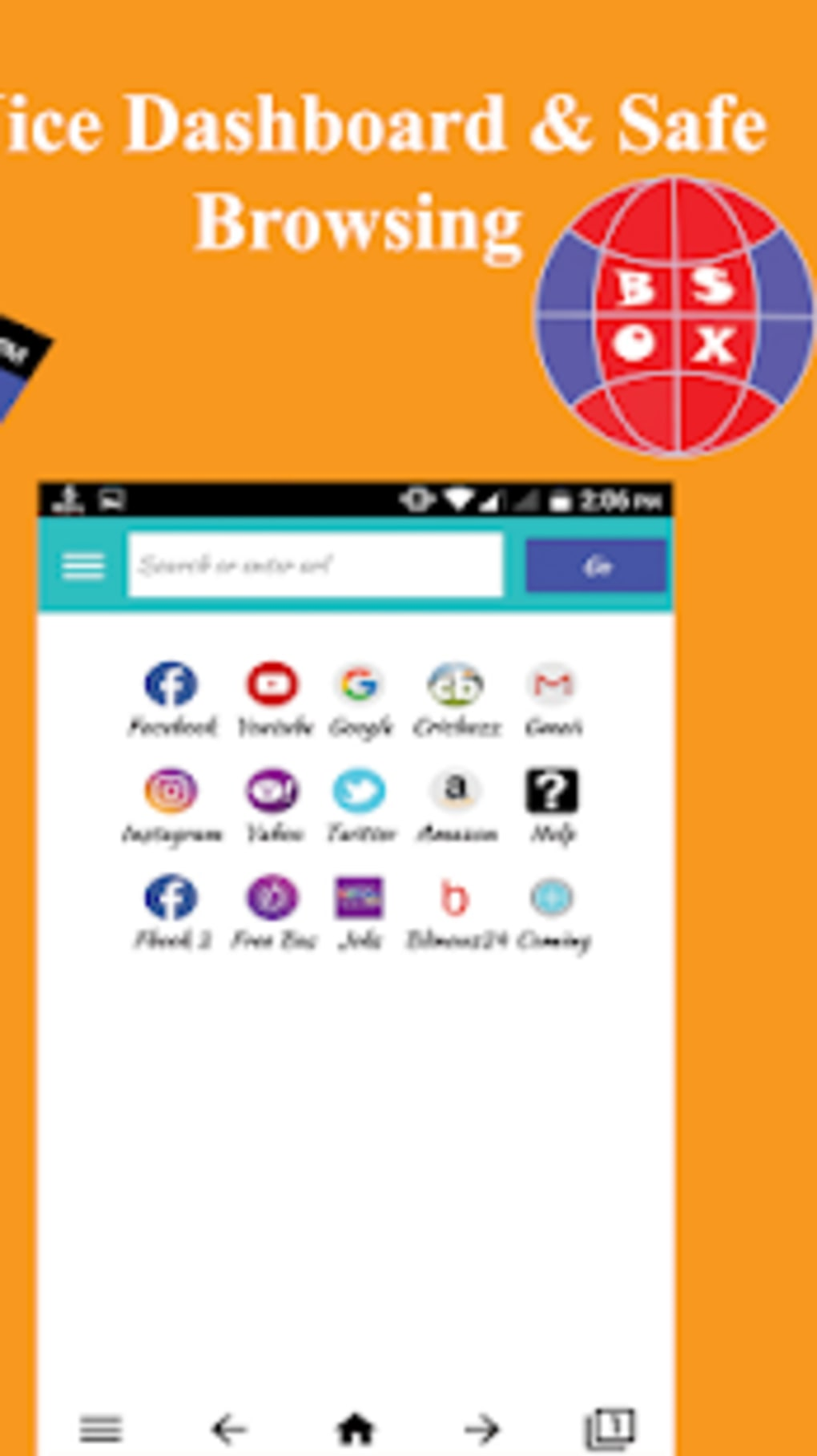 Bosox Browser - Browse Earn Points for Android - Download