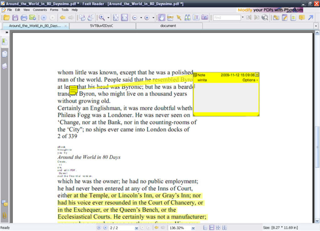foxit pdf reader download softonic