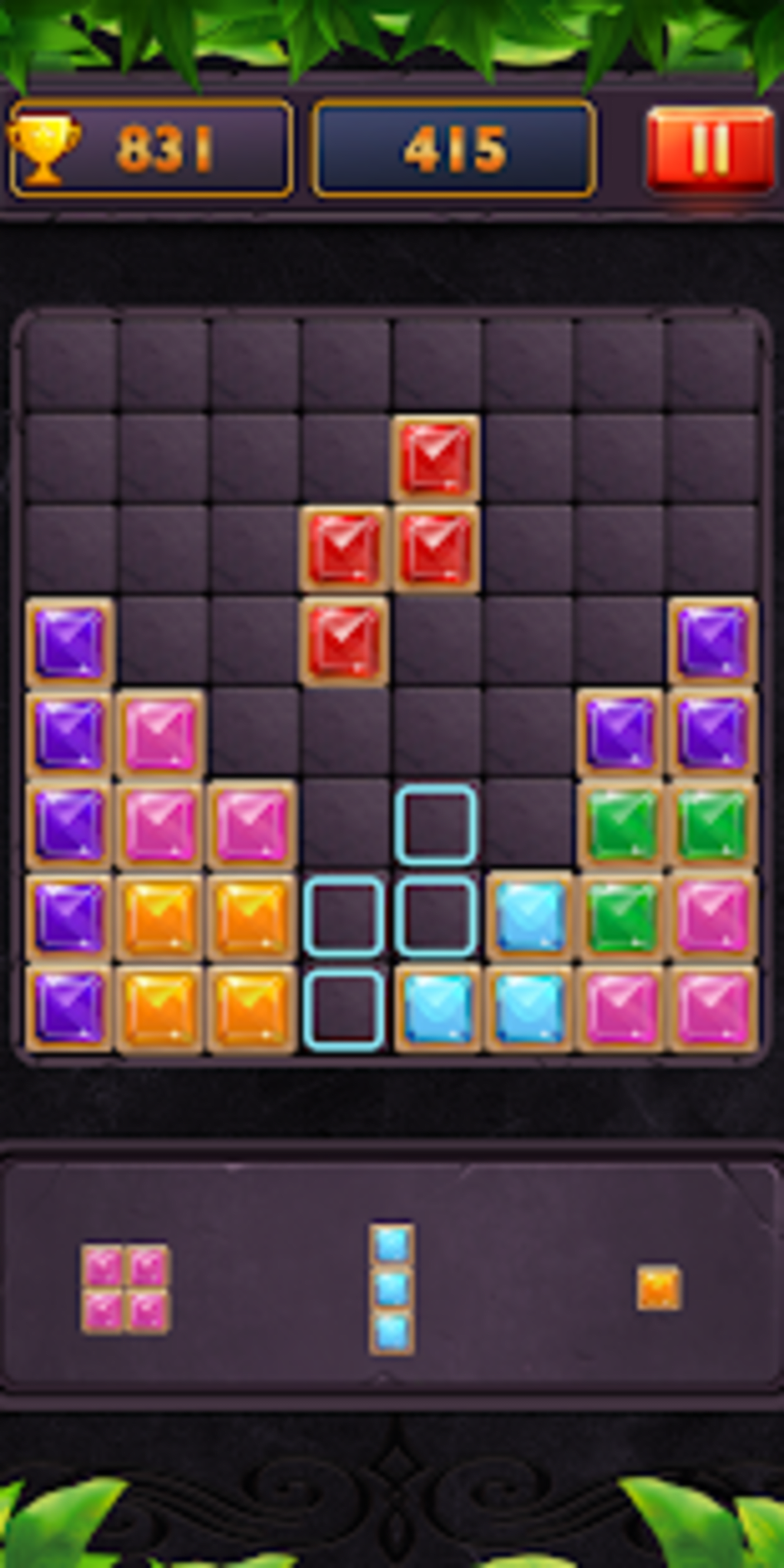 Jewel Block Puzzle Pour Android T 233 L 233 Charger