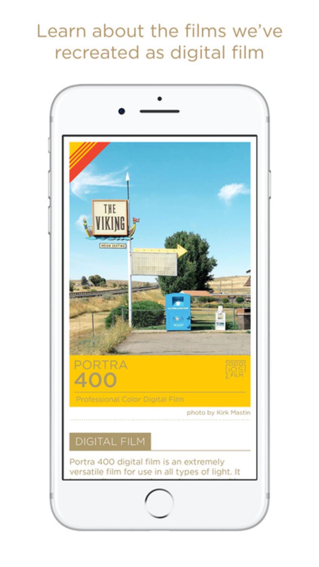 Filmborn for iPhone - Download