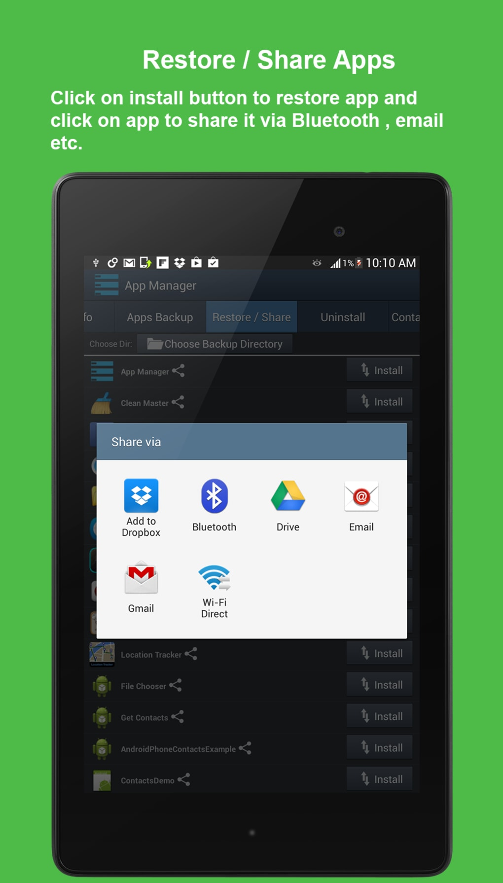 App Manager for Android - Download