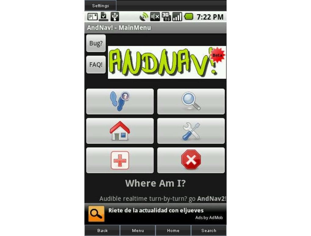 mappe andnav2