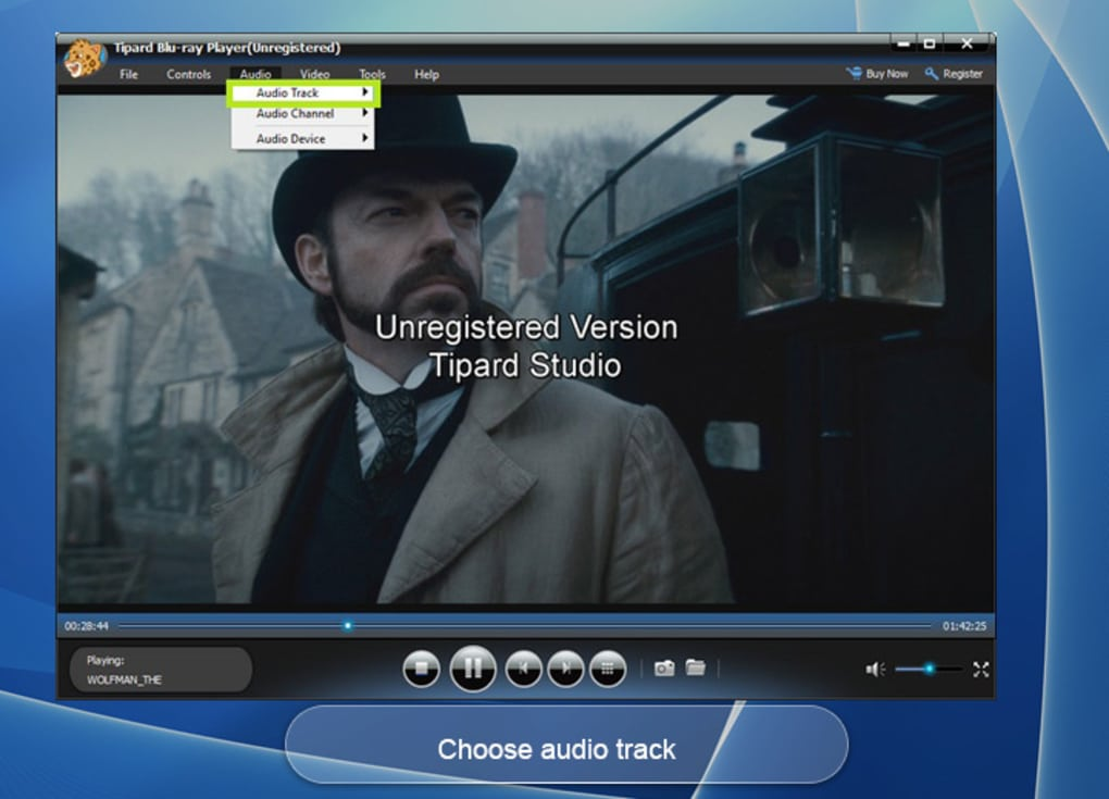 Tipard Blu-ray Player Software - Download