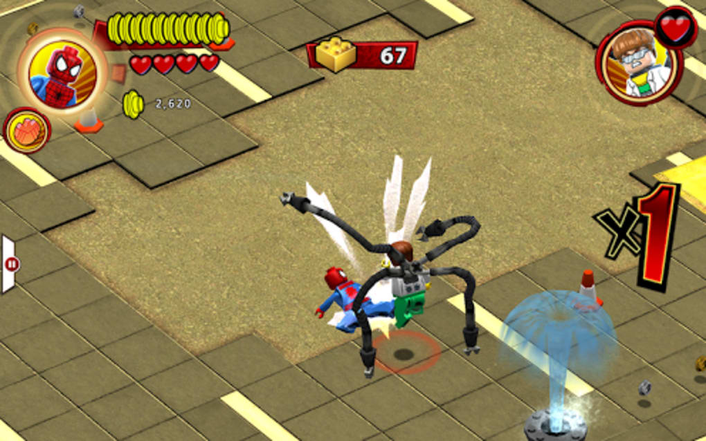 LEGO ® Marvel Super Heroes for Android - Download