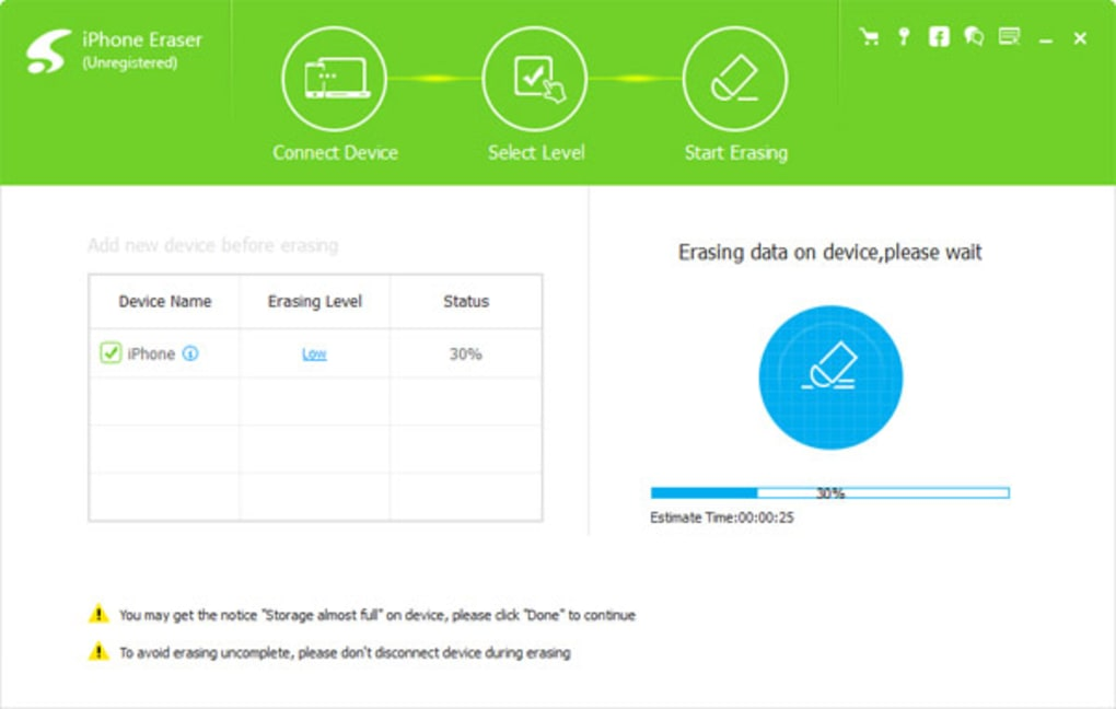 Official]free iphone data eraser: erase iphone/ipod/ ipad data.