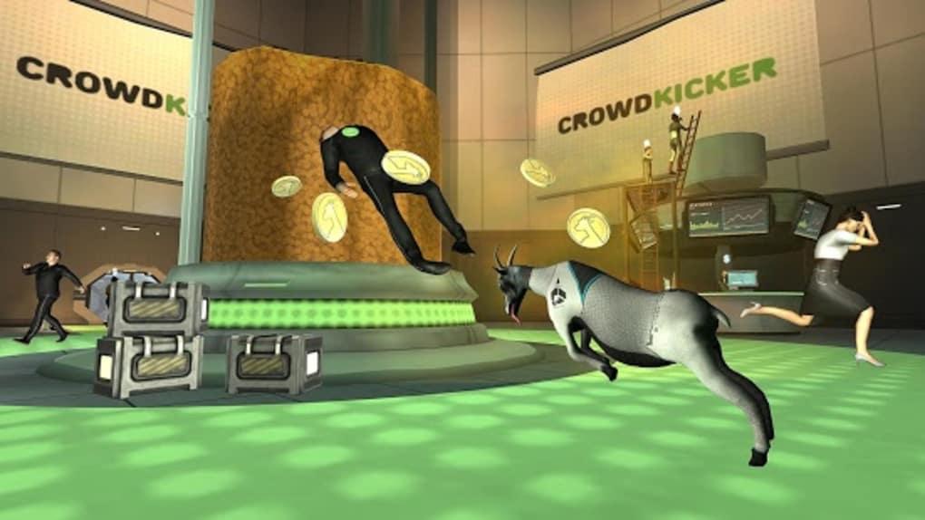 download goat simulator apk full version