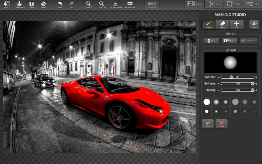 Fx Photo Studio Pro For Mac Download