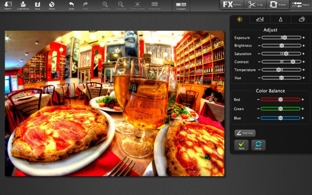 fx photo studio pro for mac free download full version