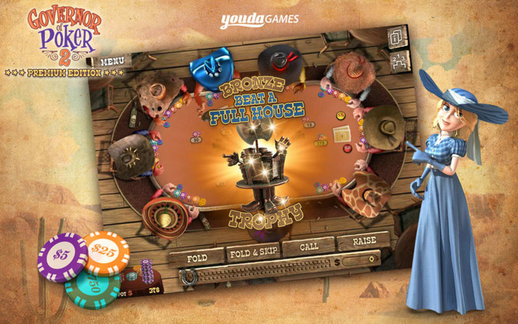 governor of poker 2 premium edition free download for android