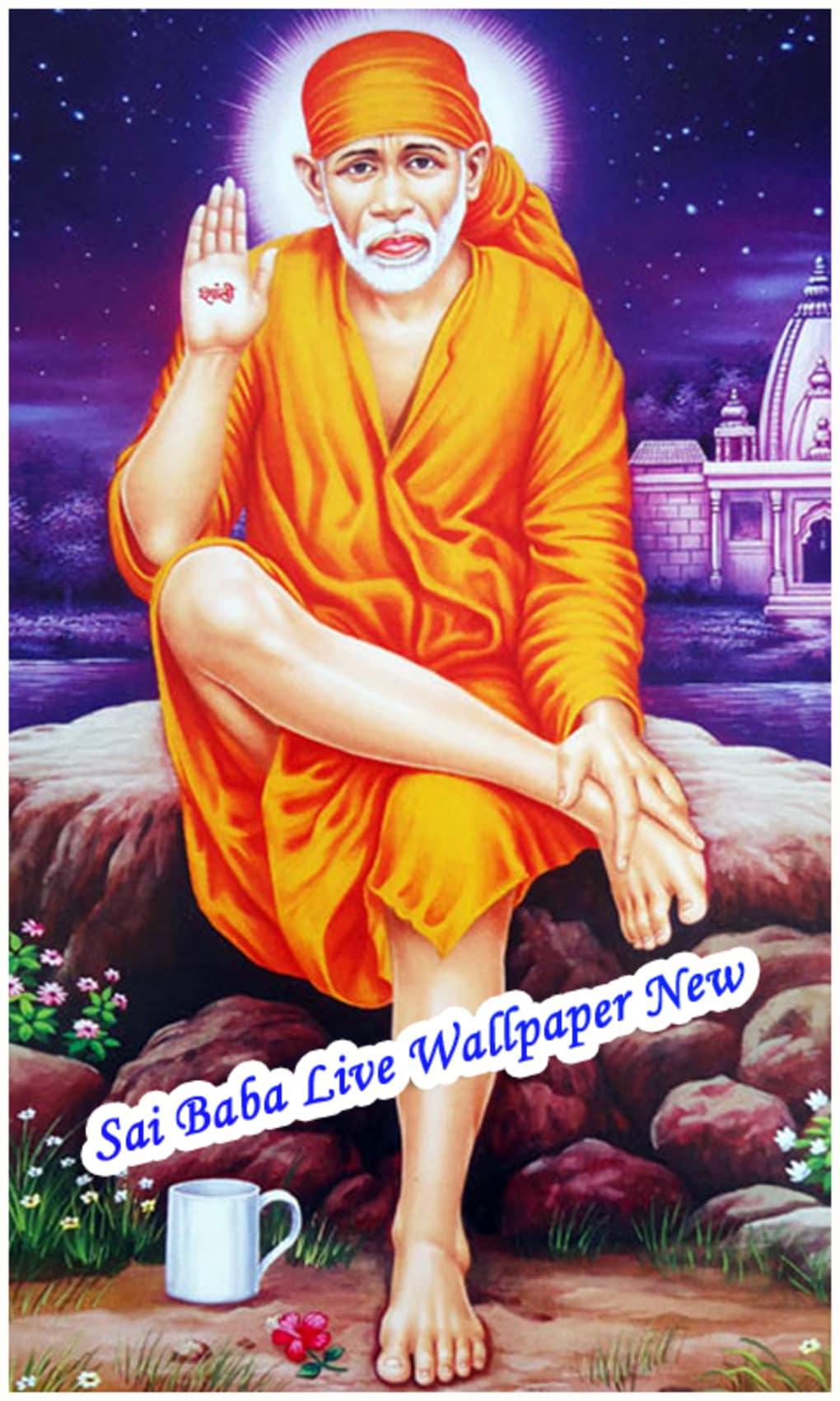Sai Baba Live Wallpaper New For Android Download