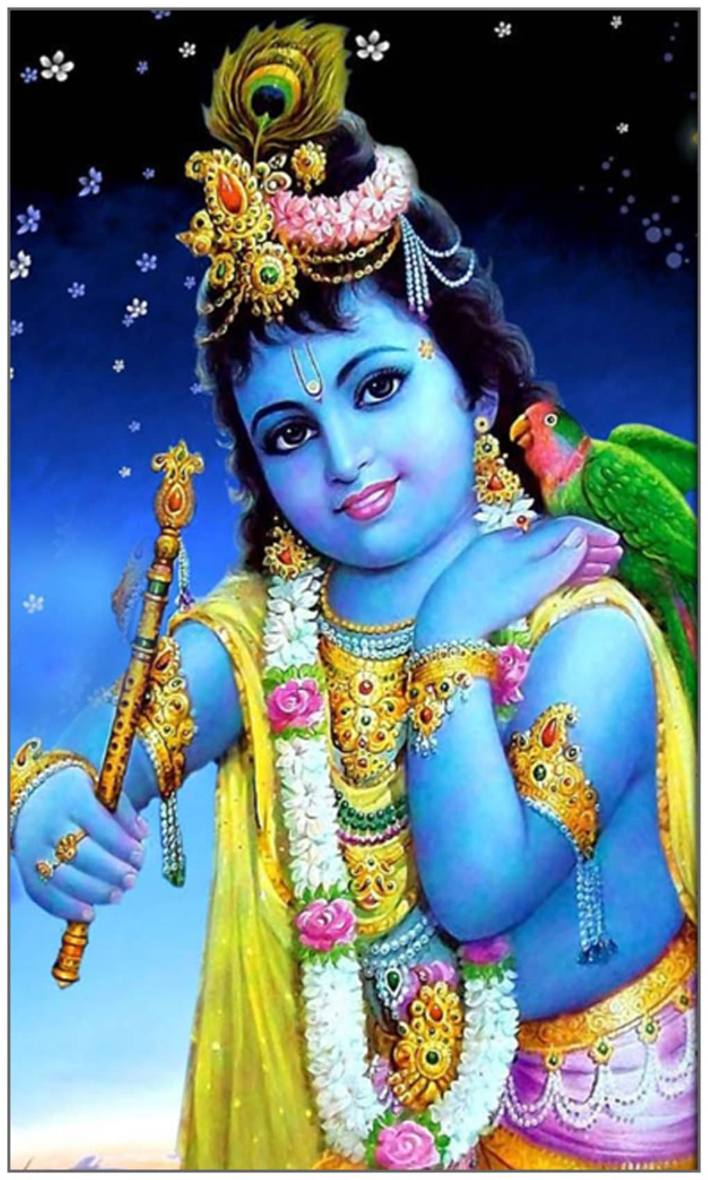 Sri Krishna God Live Wallpaper For Android Download