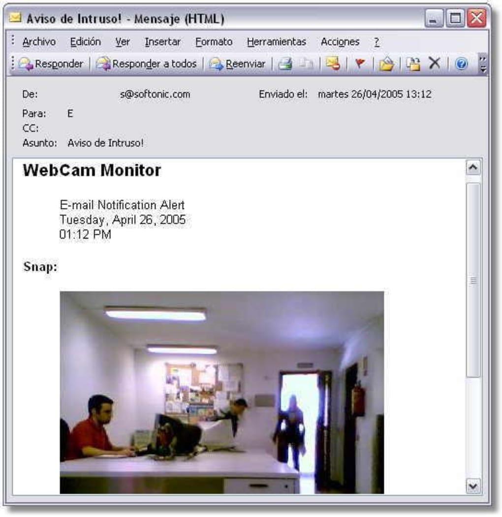 web cam gratuitas