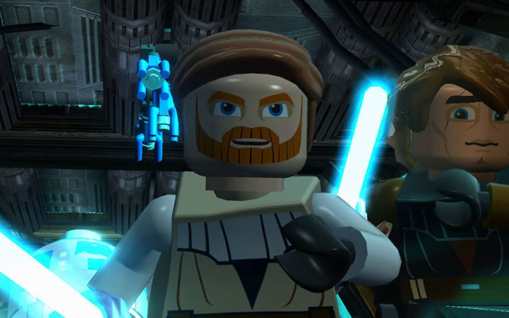 Lego Star Wars Iii The Clone Wars For Mac Download